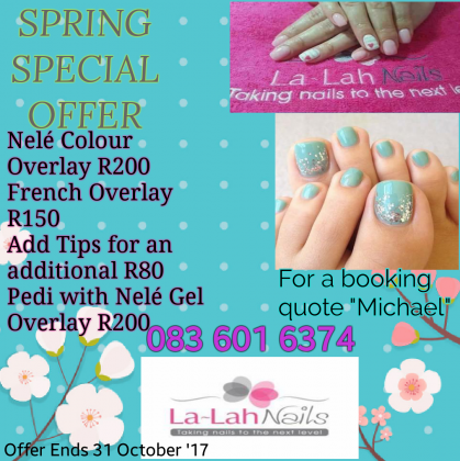 La-Lah Nails Pretoria