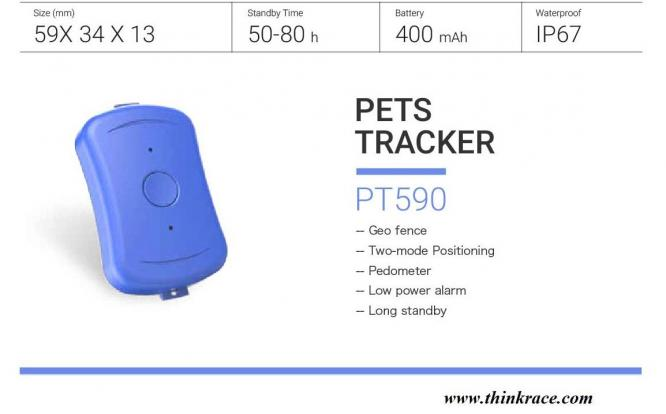 PT590 GPS Pet Tracking Device for Pet Safety in Albertinia, Western Cape