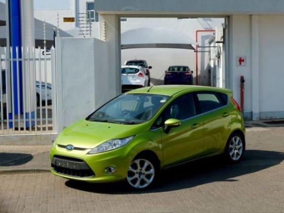 R 79 999 2009 Ford Fiesta 1.6i Titanium 5dr for sale