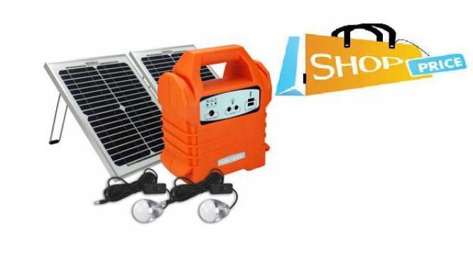 Solar Power Generator | Ecoboxx 160 DC in Adelaide, Eastern Cape