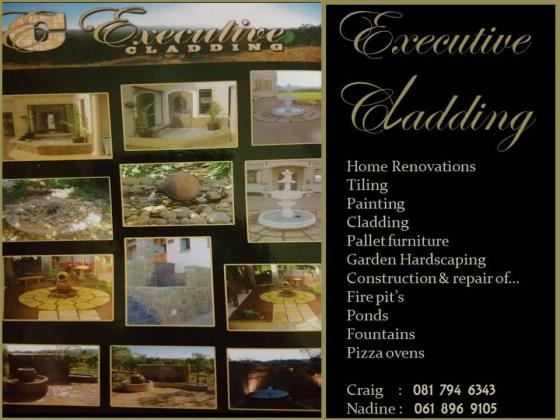Stone Clading & Hard Scaping