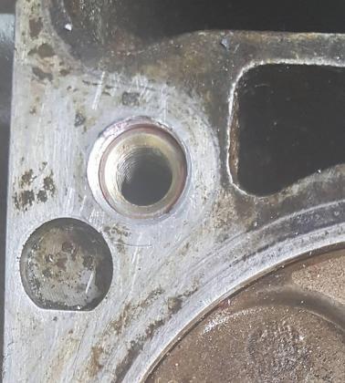 Stripped Thread Repair