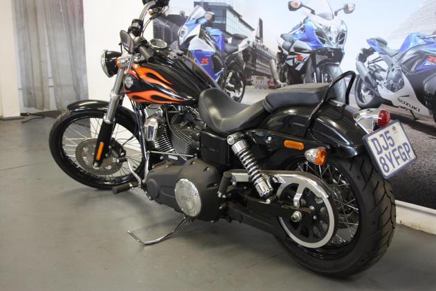 2014 Harley Davidson Dyna 1690cc (CC102-002)