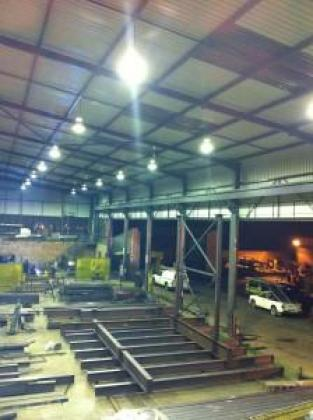 VERY PROFITABLE, WELL ESTABLISHED, STEEL MANUFACTURING BUSINESS