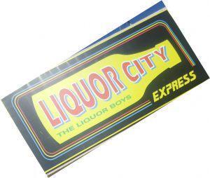 PROFITABLE AND WELL ESTABLISHED LIQUOR CITY EXPRESS FRANCHISE FOR URGENT SALE – OWNER EMIGRATING!!