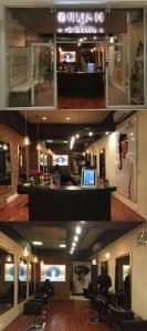 Up market Hair & Beauty Salon in busy PARK STATION.