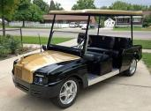Custom designed Streetrod Rolls Royce style Golf Cart