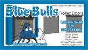 Blue Bulls Roller Doors