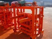 QT 4-40 Concrete hydraulic block making machine :