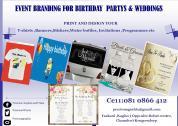 We Print Event Branding