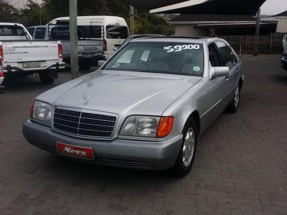 1994 Mercedes-Benz S50