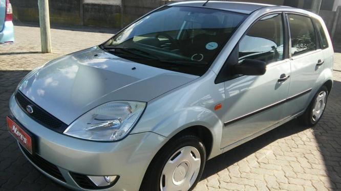 2004 Ford Fiesta 1.6i