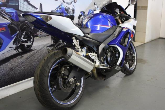 2007 Suzuki GSXR (CC101-333)