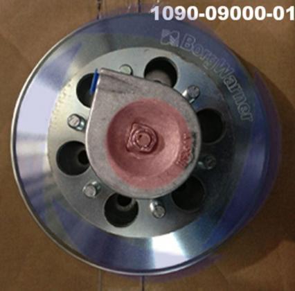 BorgWarner Kysor-Style Fan Clutch K22FA (Truck part fan clutch)