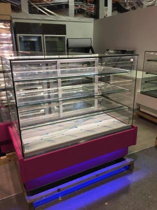 Cake display fridge/1.3m long