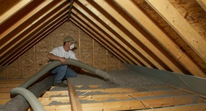 Ceiling Insulation and Ceiling Boards