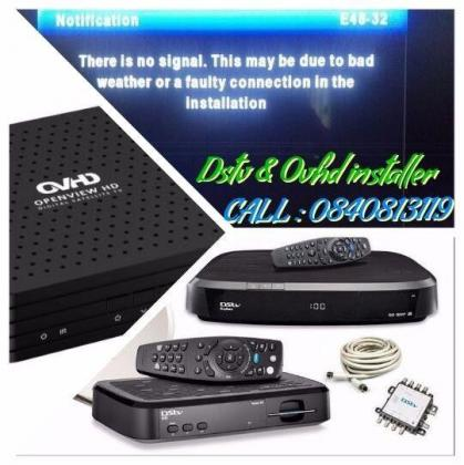 DSTV & OVHD REPAIRS