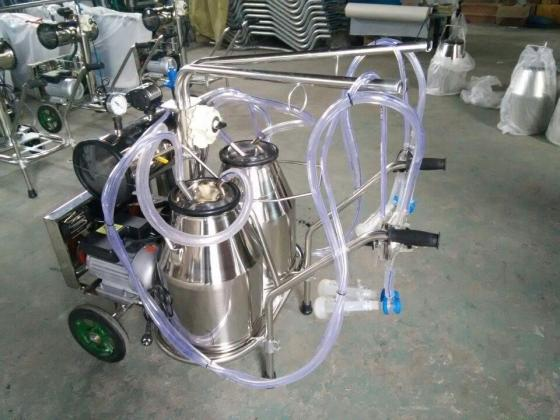 Electric Milking Vacuum Pump