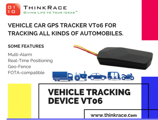 Cheap Vehicle GPS Tracker VT06 – Take the right turn to secure your vehicle