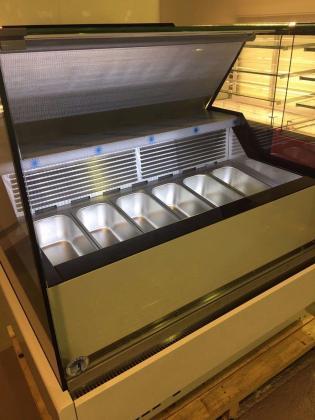 Ice Cream Scoop Freezer 6 Pan
