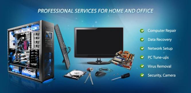 Professional IT Services at an affordable rate