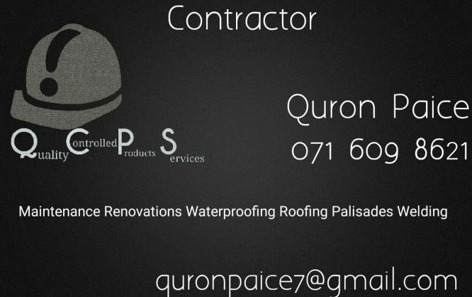 QCPS Maintenance