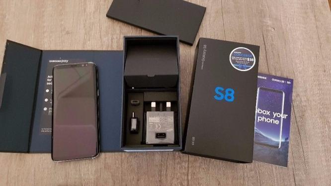 SAMSUNG GALAXY S8 64GB FOR SALE in Centurion, Gauteng