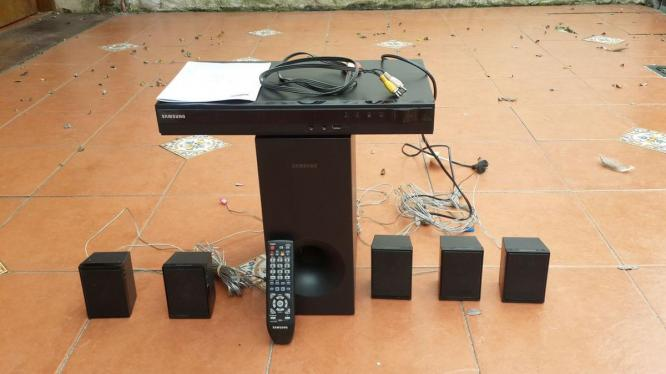 Samsung HT-E 330K 5.1 Channel Home Theater System in Kraaifontein, Western Cape