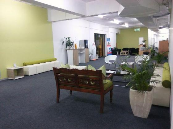 Various size office suites to let - Rivonia Medical, Sports & Therapy Centre