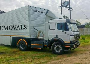 Professional Furniture Removals Available in Bloem Gauteng George Cape Town..