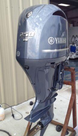 New Yamaha 250HP Outboard Motor