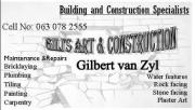 Builder, construction, maintenance, repairs We do it all