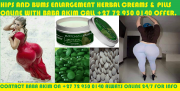 Hips Enlargement & Herbal Creams For Bum