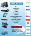 I.T Equipment And Repairs
