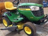 Quality John Deere X300R Ride On Mower for sale