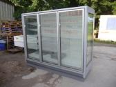 Remote Freezer cabinet 2.5m