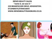 WAXING,FACIALS,MASSAGES IN BRYANSTON 0719489375
