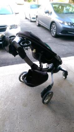 4moms Origami Stroller