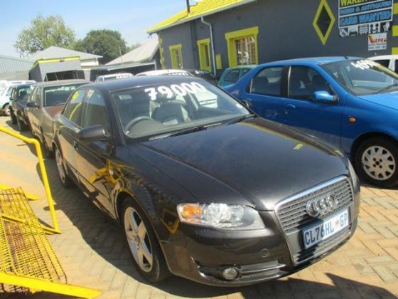 Audi A4 in Krugersdorp, Gauteng