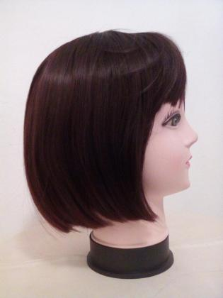 HAIR WIGS, BEAUTIFUL, NATURAL LOOKING, MICRO FIBRE, LONG LASTING, QUALITY
