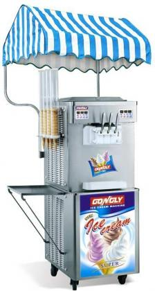Ice Cream Machines New With FREE Professional Training