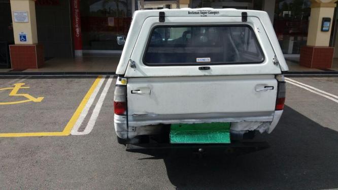 Isuzu Double Cab