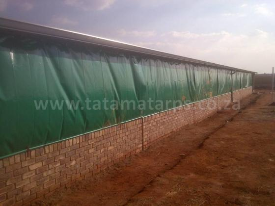 Poultry/ Piggery and Warehouse curtains