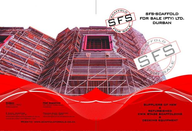 Scaffold for Sale and Hire Kwikstage and H Frame