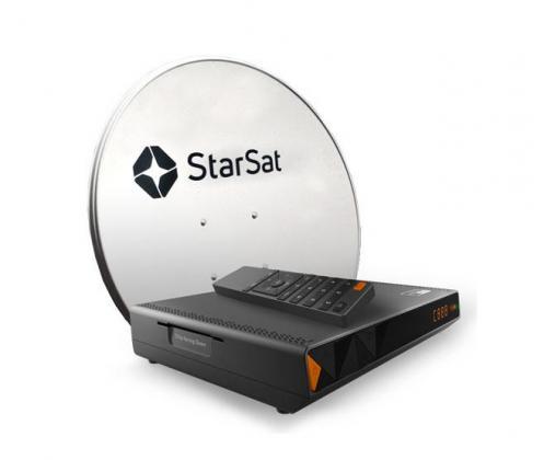 Starsat Combo 3 with PVR Capability in Alberton, Gauteng