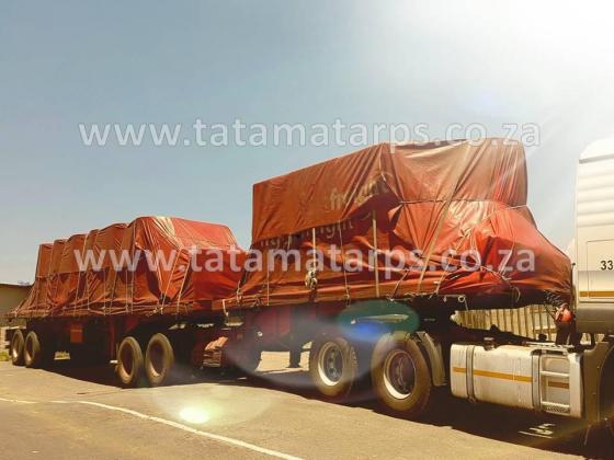 Tarpaulins/ New Truck Tarps/ Trok Seile