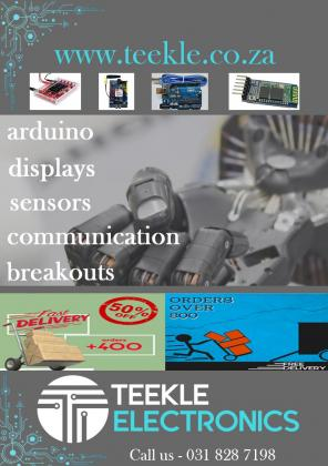 TEEKLE ELECTRONICS FOR ALL YOUR DIY NEEDS