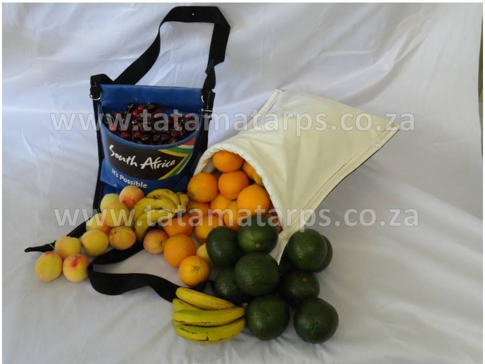 Fruit Picking bags/ Harvesting bags/ Pluk Sakke