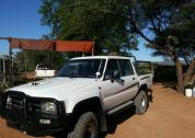 1994 Toyota Hilux Double CAB 3Liter Supra Petrol
