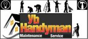 Any and all Handyman work, in and around Amanzimtoti more than 10 years experience